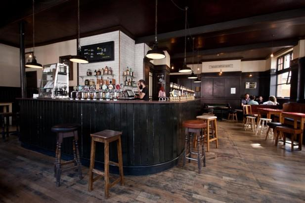 cock tavern london