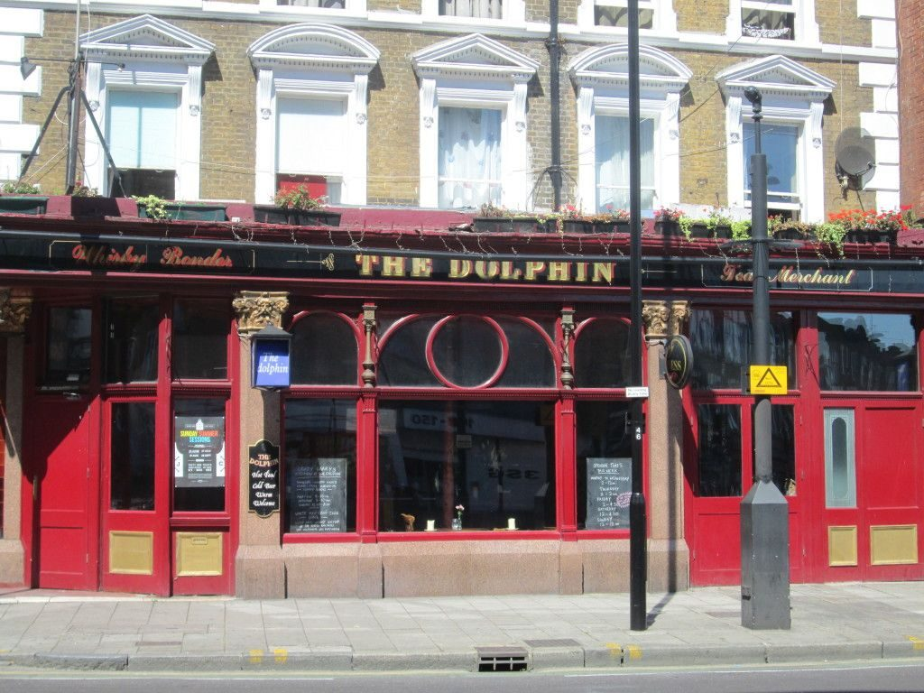 dolphin bar hackney