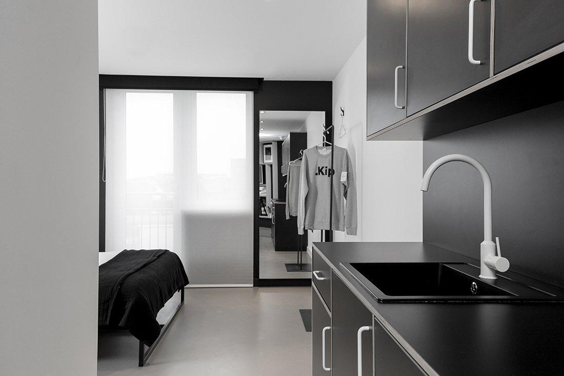 minimalist hotel london