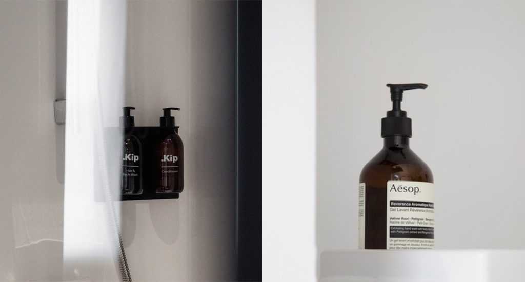 aesop bottle design