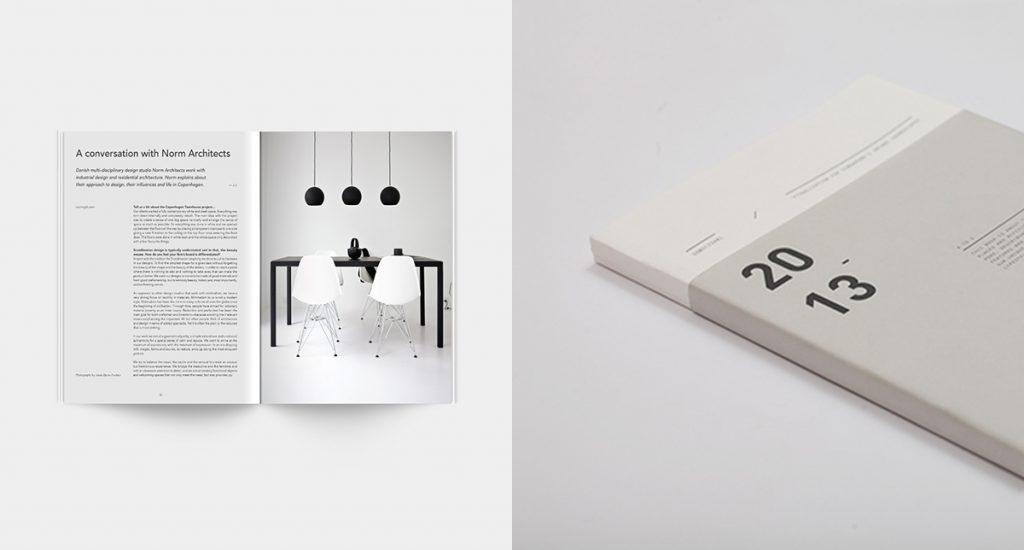 minimalist magazine