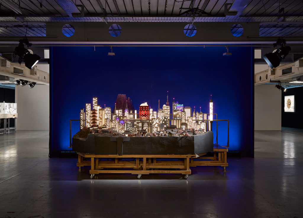 isle of dogs exhibition london
